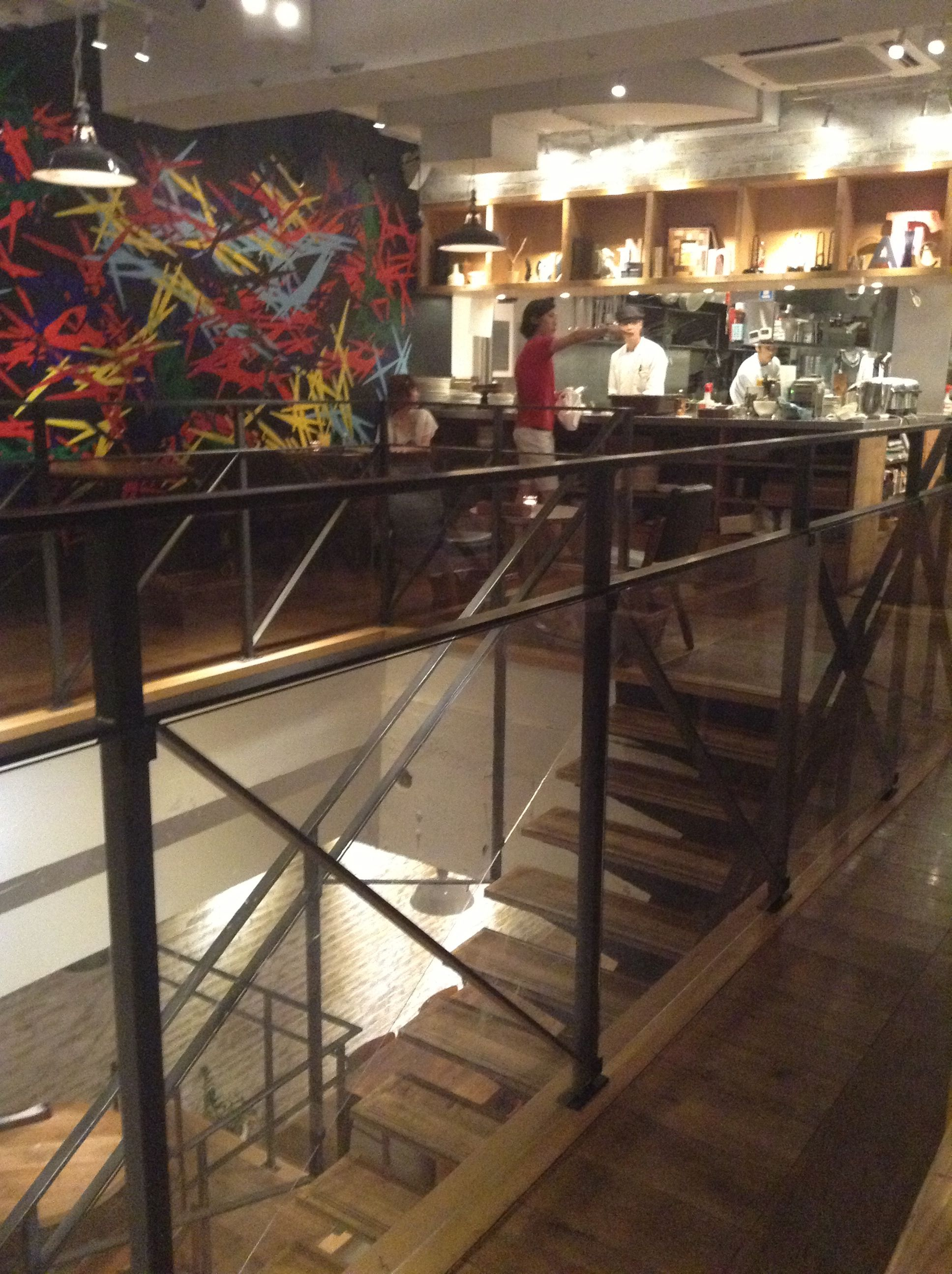 Jinnan cafe in shibuya is a relaxing place to have a drink. In Tokyo there are only few places where you can go an order drink only. This place is also very spacious and quiet for shibuya . It's not in anyway exceedingly good, just a relaxing bar/cafe/restaurant that you can go in shibuya.