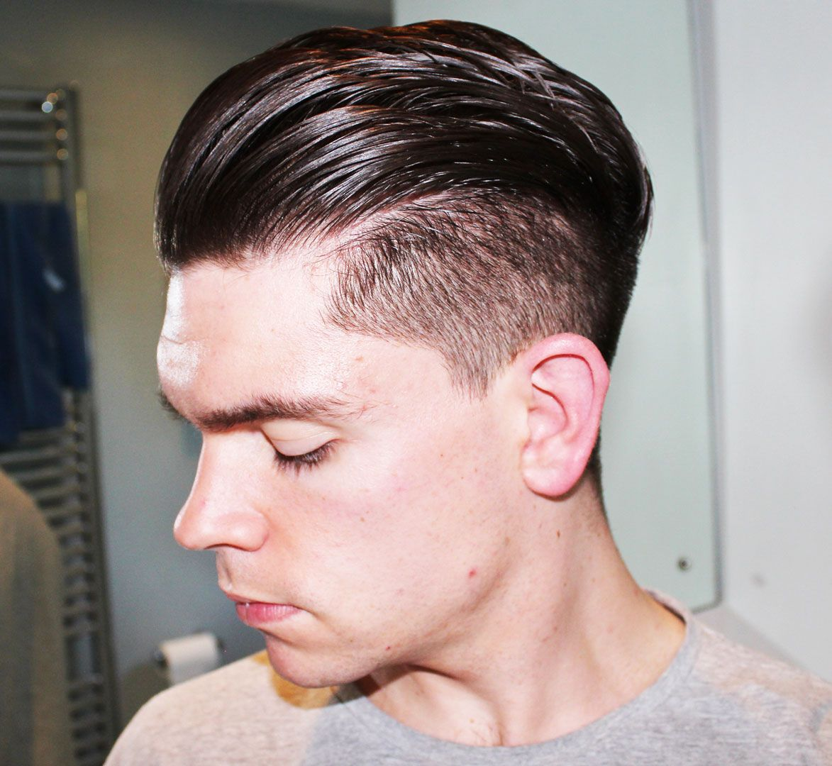 Incredible 1000 Images About Pompadour Hairstyles On Pinterest Men39S Hairstyles For Men Maxibearus