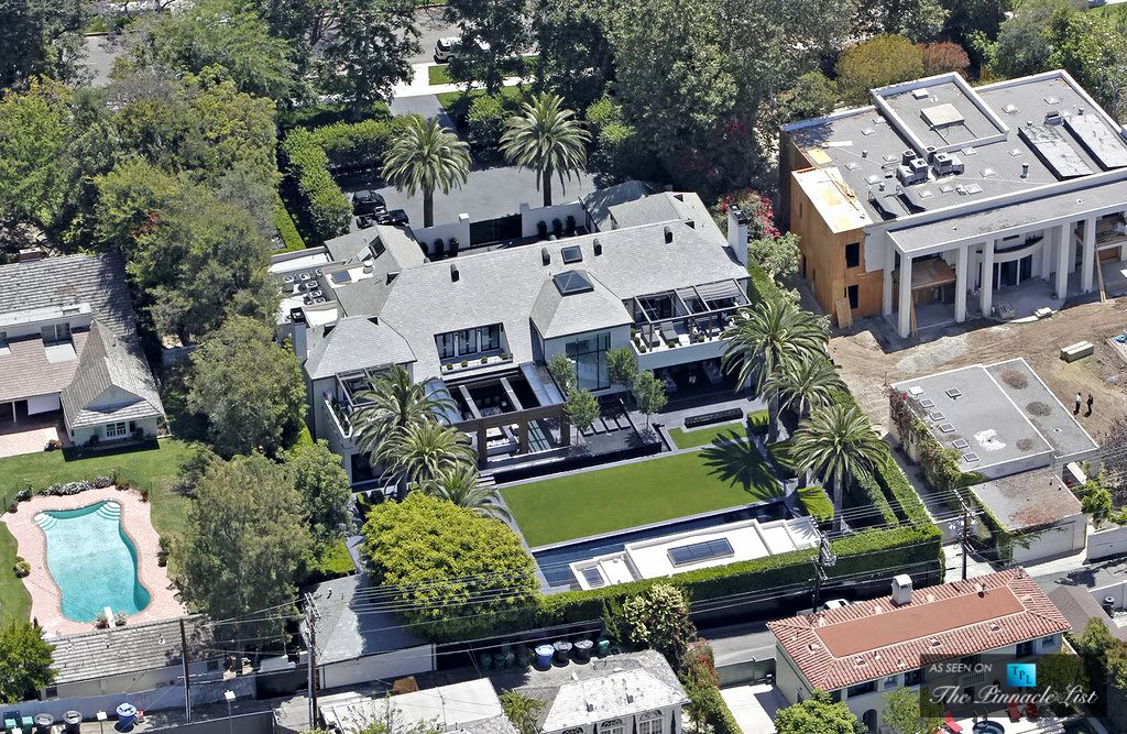 Simon Cowell S Home 717 N Palm Drive Beverly Hills Ca 90210 Beverly Hills Mansion Mansions Celebrity Houses