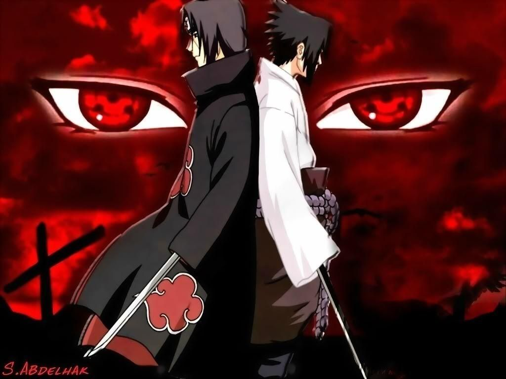 10 Latest Sasuke Uchiha Sharingan Wallpaper Full Hd 1920