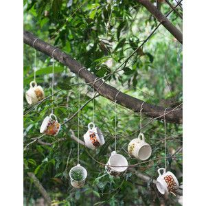 Just For Fun Hanging Teacups