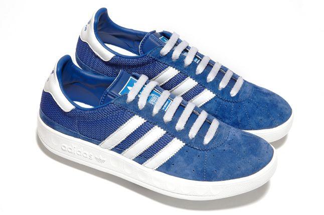 adidas Originals Sneaker München Turnschuhe Blau