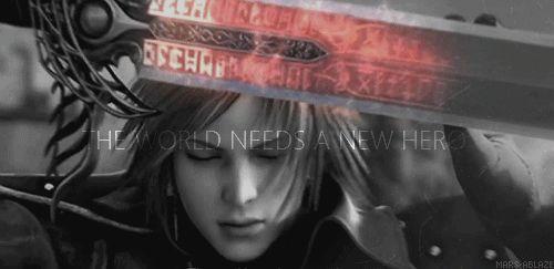 The World Needs A New Hero // Genesis Rhapsodos