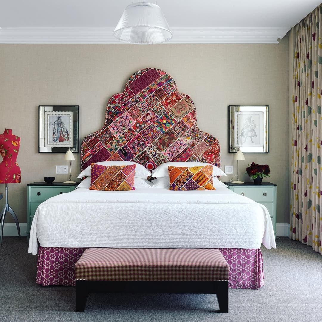 Firmdale Hotels That Headboard Luxurious Bedrooms Luxury