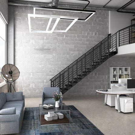 Best The Essential All Steel Straight Stairs Prefab Stairs 640 x 480