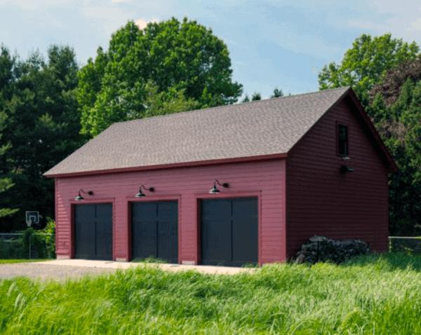 Top 60 Best Detached Garage Ideas - Extra Storage Designs