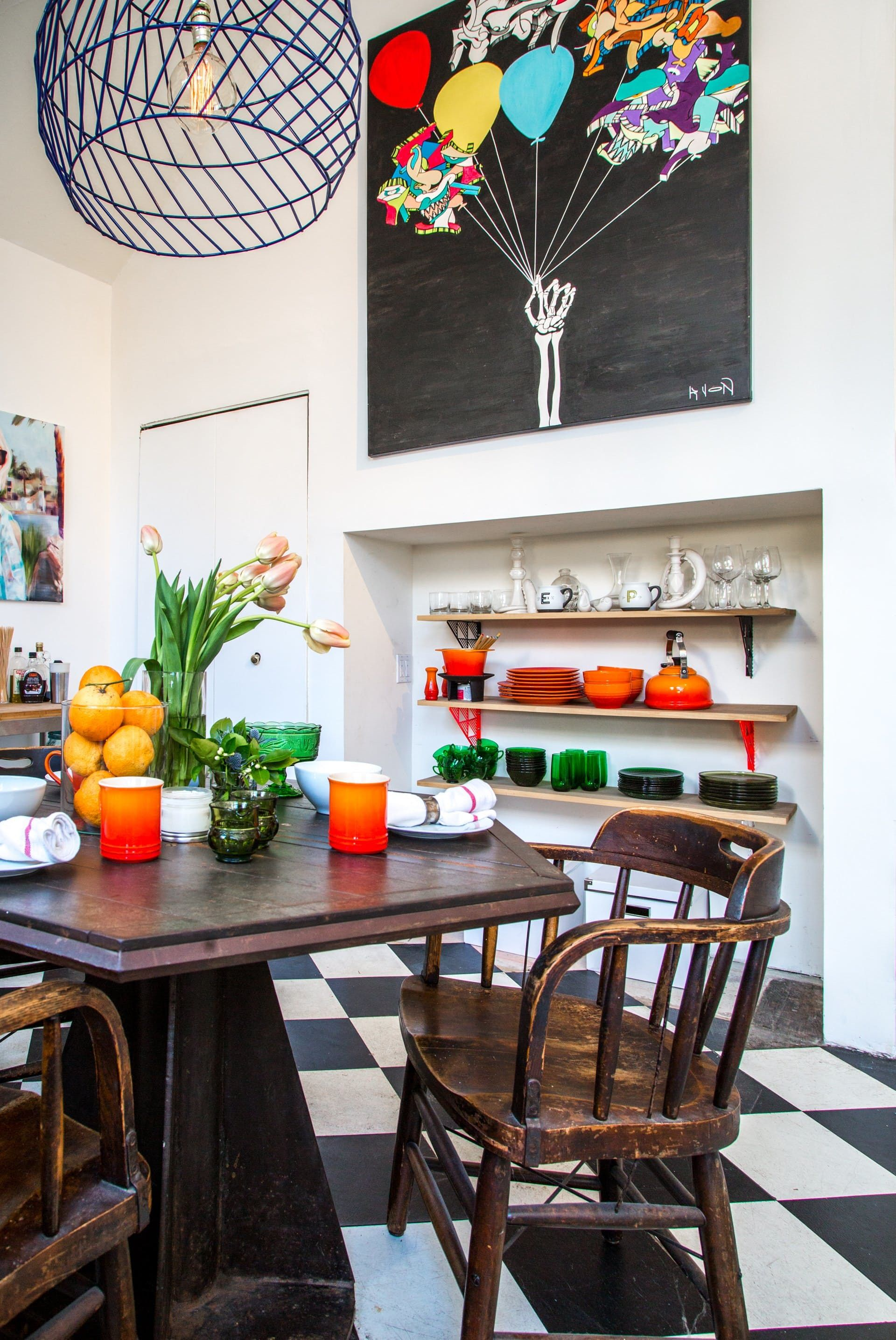 Real Life Results: Super Stylish (& Tidy!) Shelving in Real Kitchens — Rooms That Get It Right