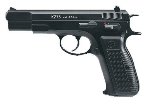 KWA KZ75 NS2 Metal Gas Blowback Airsoft Pistol, Airsoft Guns, Gas Airsoft…