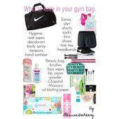7 Must Items für Ihre Sporttasche - Women Fitness Magazine Was Sie in sich behalten sollten ...#beha...