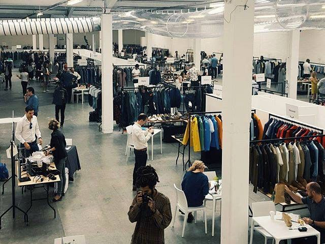 FEIRA JACKET REQUIRED - LONDRES