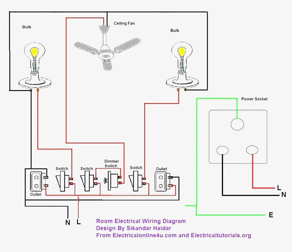 13 Auto Home Wiring Diagram Samples Https Bacamajalah Com 13 Auto Home Wiring Diagram Samples Di Home Electrical Wiring House Wiring Electrical Wiring