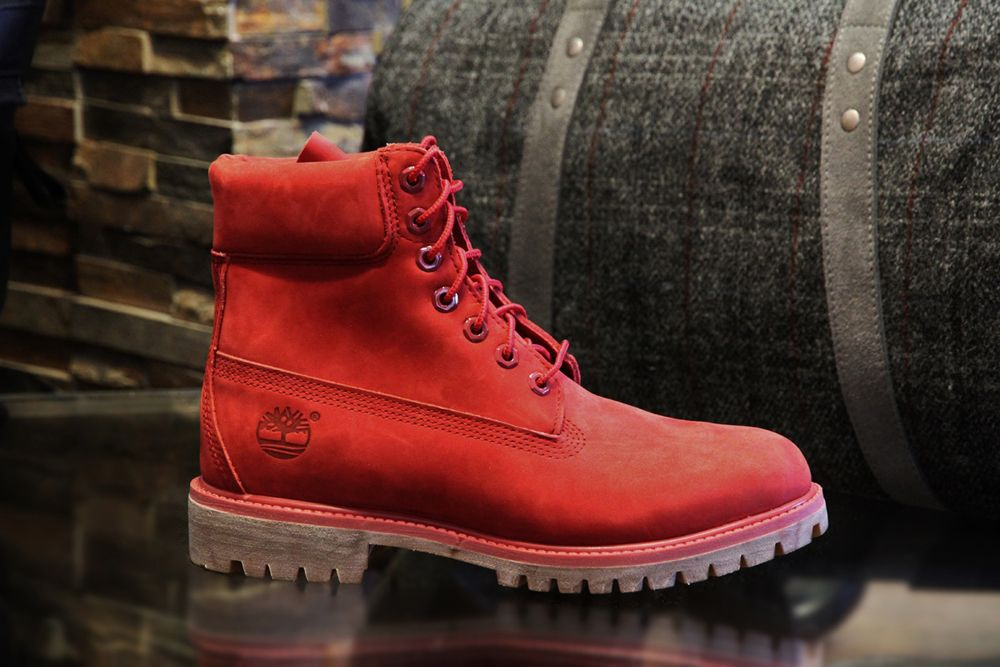 c8a3cd9d193 La Red Yellow Boot Timberland Automne 2015  menstyle  boots  rouen