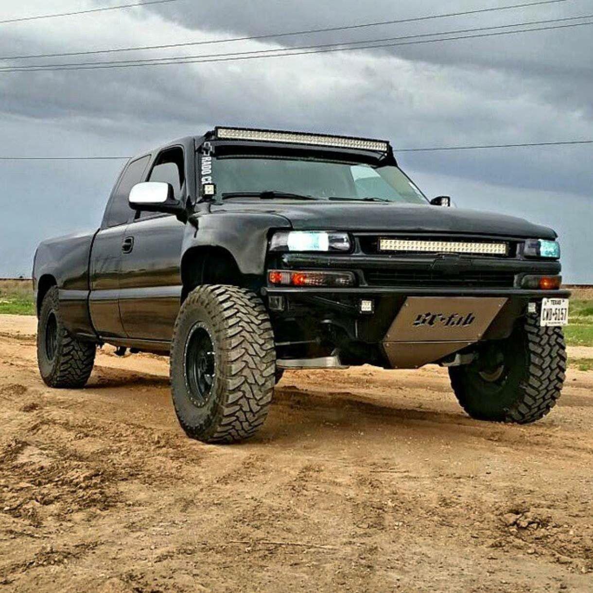 Chevy Silverado Reaperml