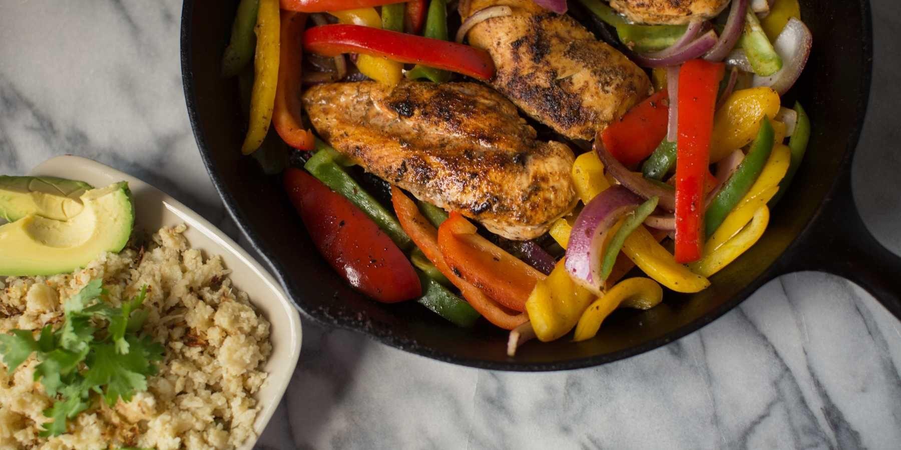Fajita Skillet - Relay Foods