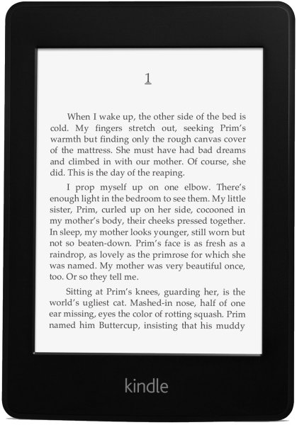 Kindle Paperwhite 3G with All-New Paperwhite Display Next