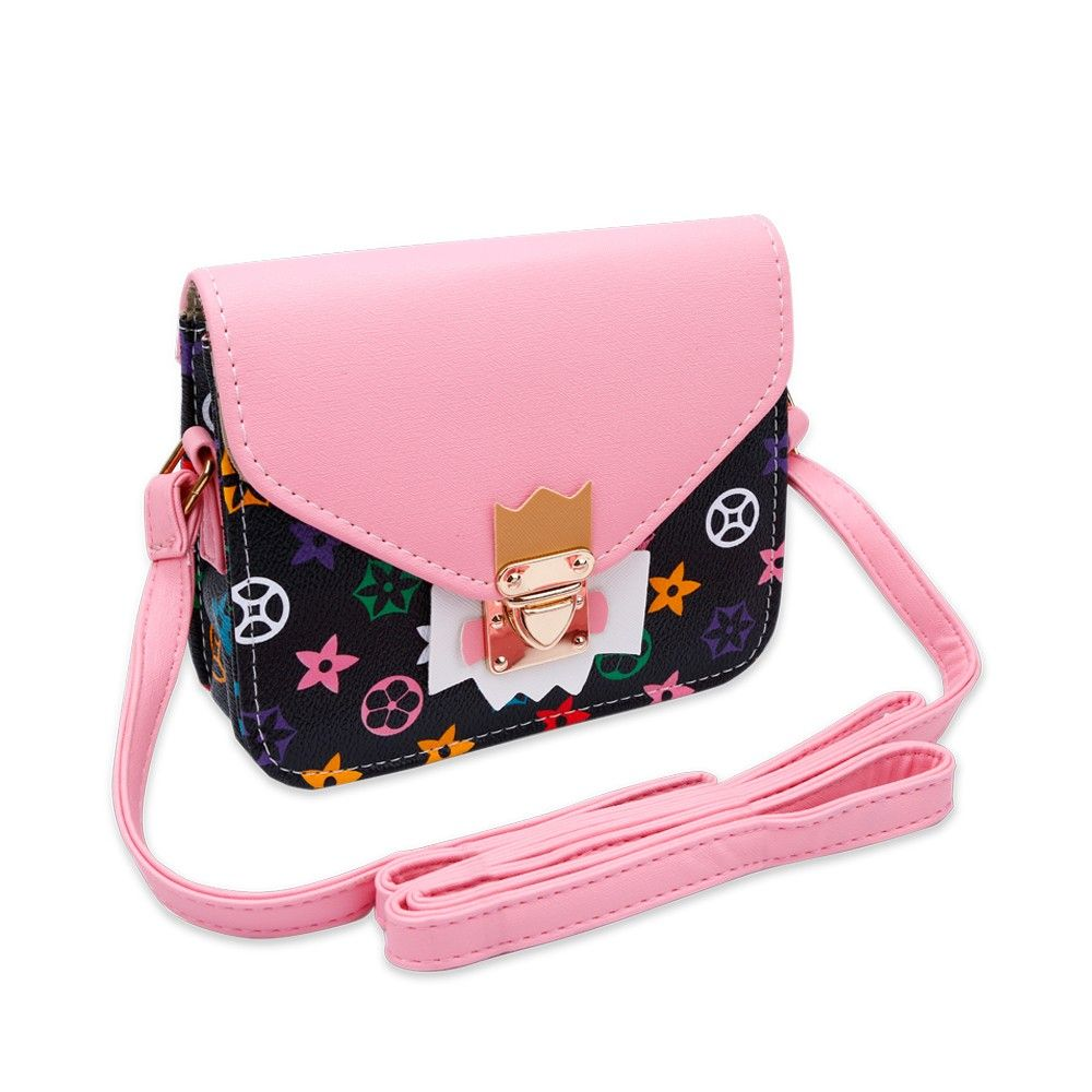 Hopscotch | Buy Pink Sling Bag For Girls on Hopscotch.in in India ...