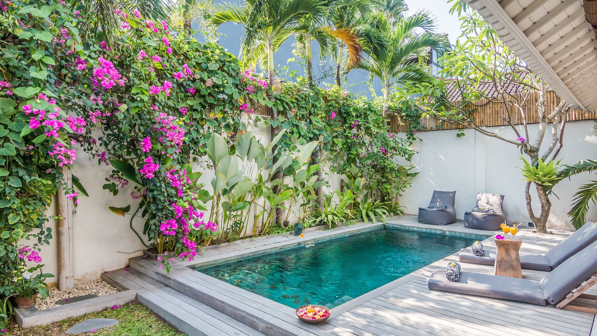 These Are The Most Beautiful Private Pools Around