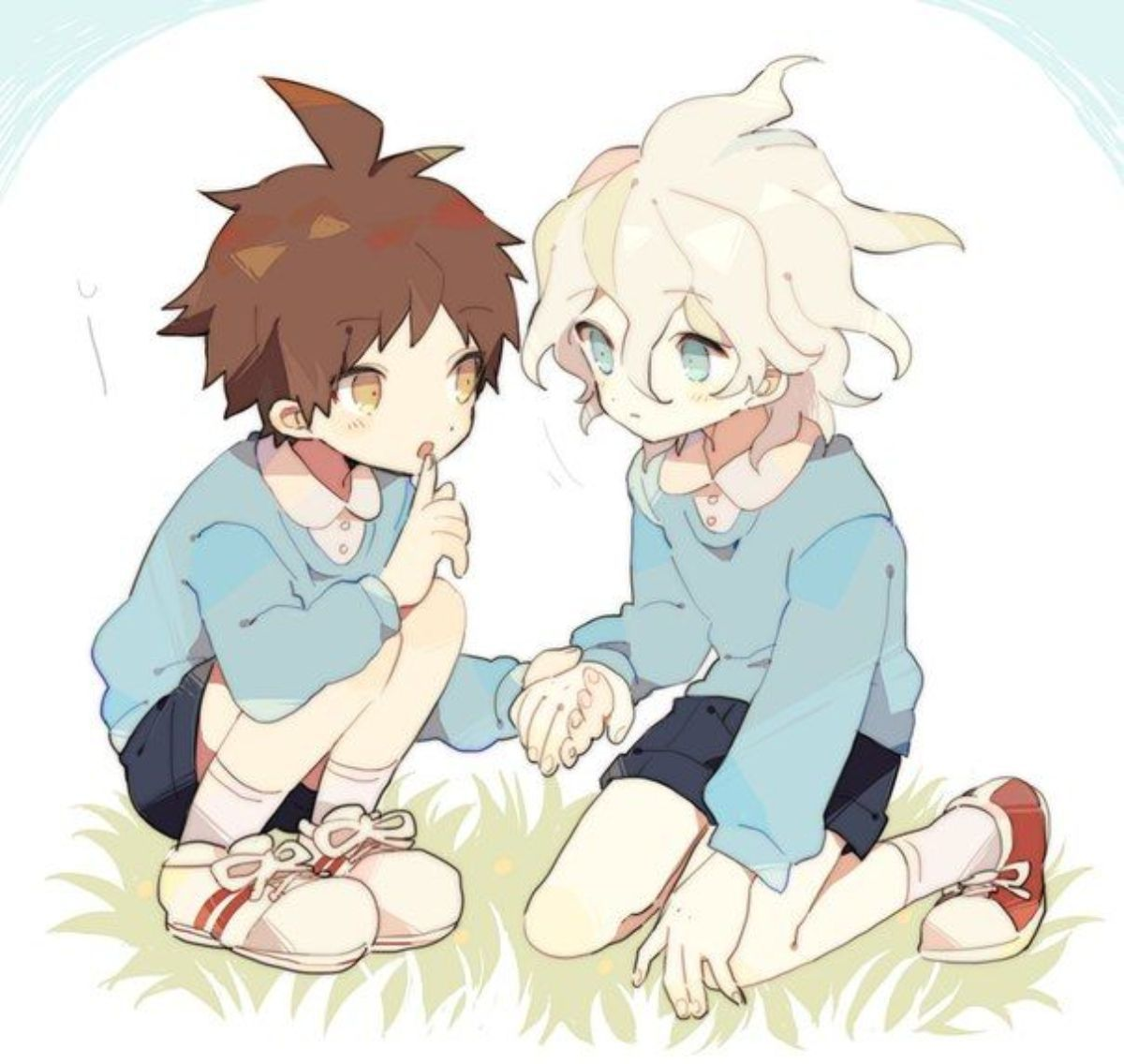 Our little childhood A Komahina Fanfiction Chapter 7