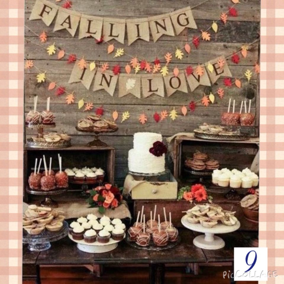 Fall Wedding Dessert Buffet: Pin On Valentines Day
