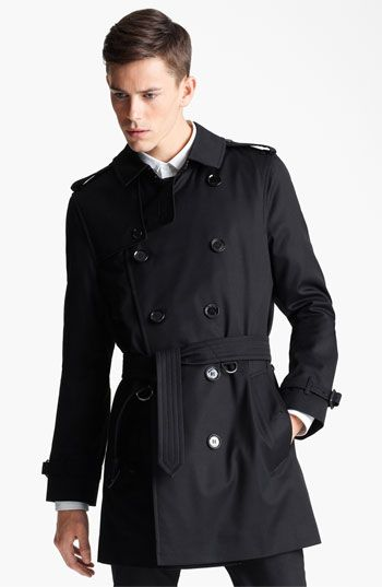 773a72625 Burberry London Double Breasted Trench Coat available at www.shop ...