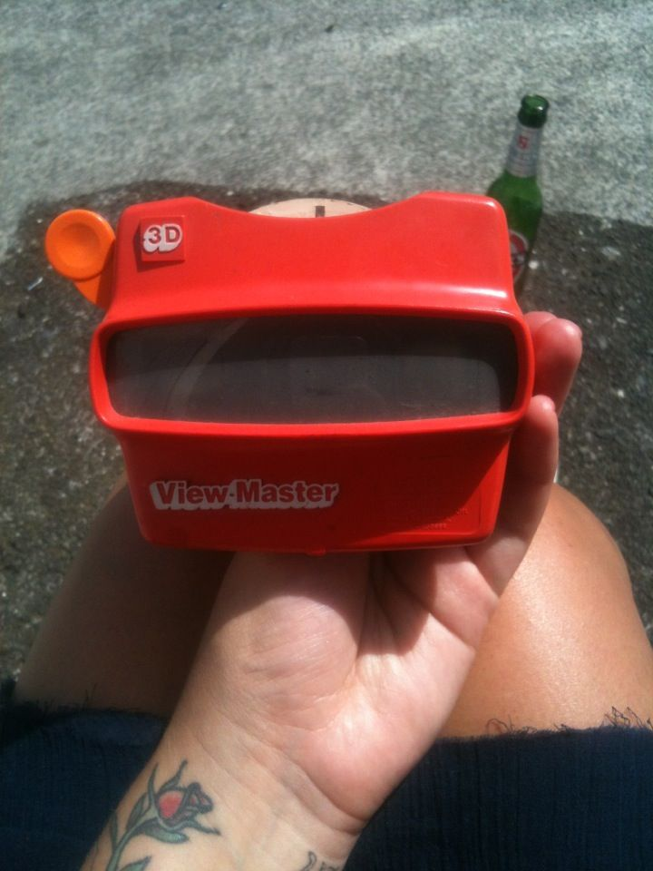 got my viewmaster
