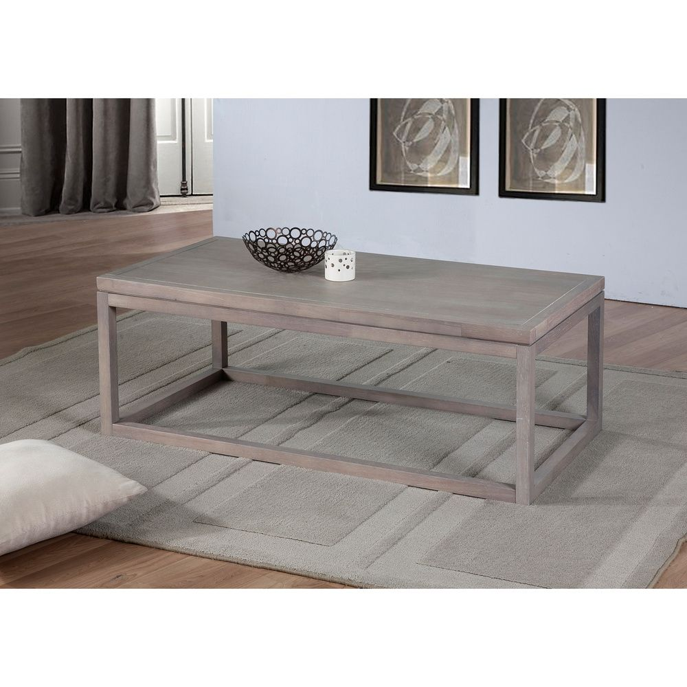 Studio dove finish coffee table by i love living coffee studio studio dove finish coffee table overstock shopping great deals on coffee sofa end tables geotapseo Images