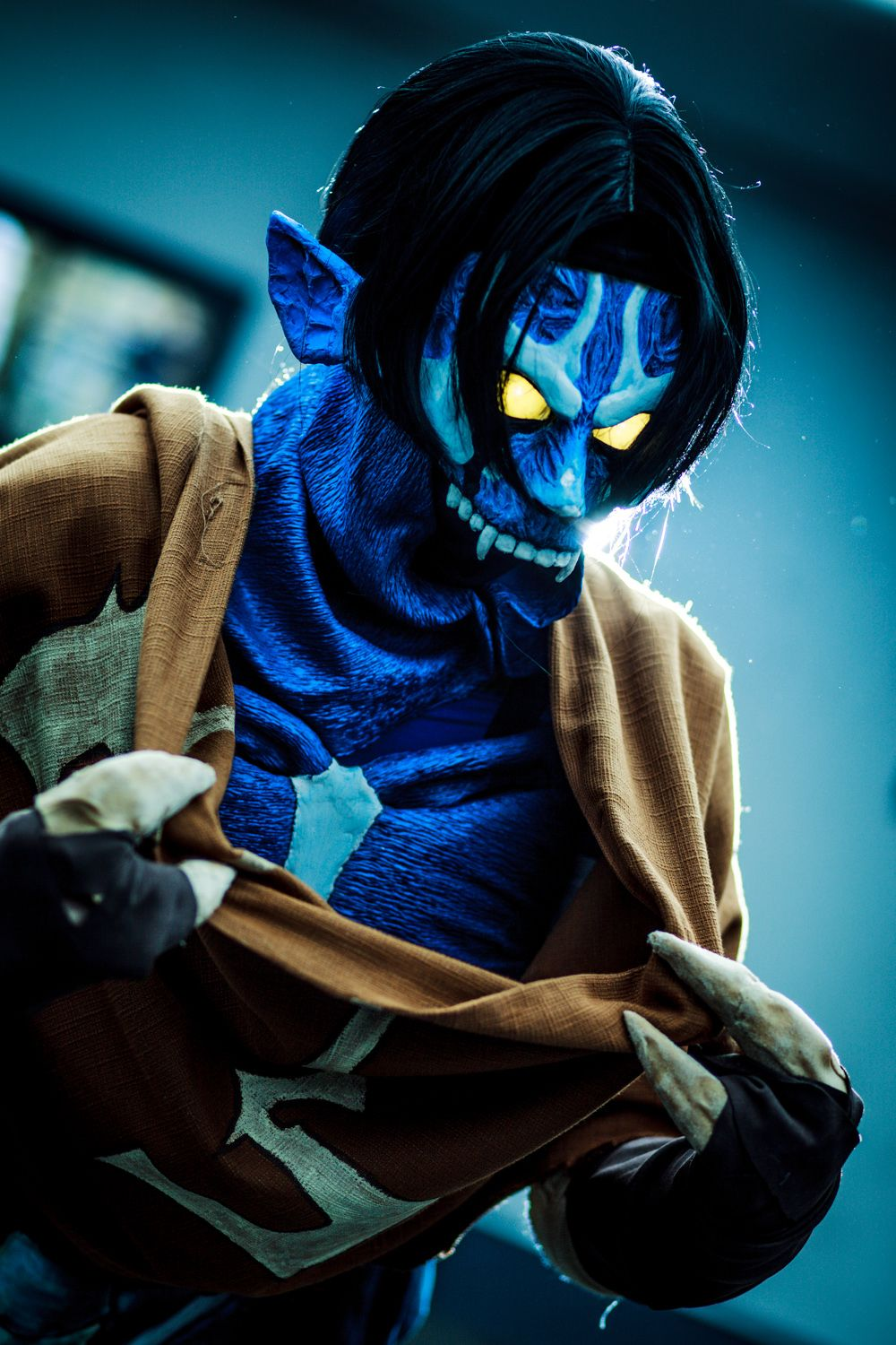 Raziel Cosplay Closeup by Videros on DeviantArt