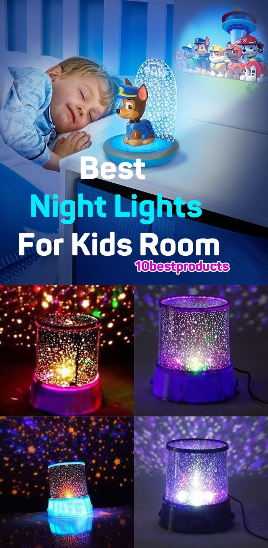 Night Light For Boys Room