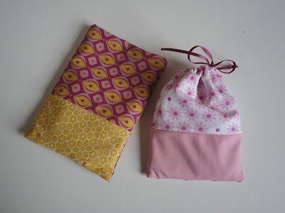 Beckis Trilogie: kleine Taschen