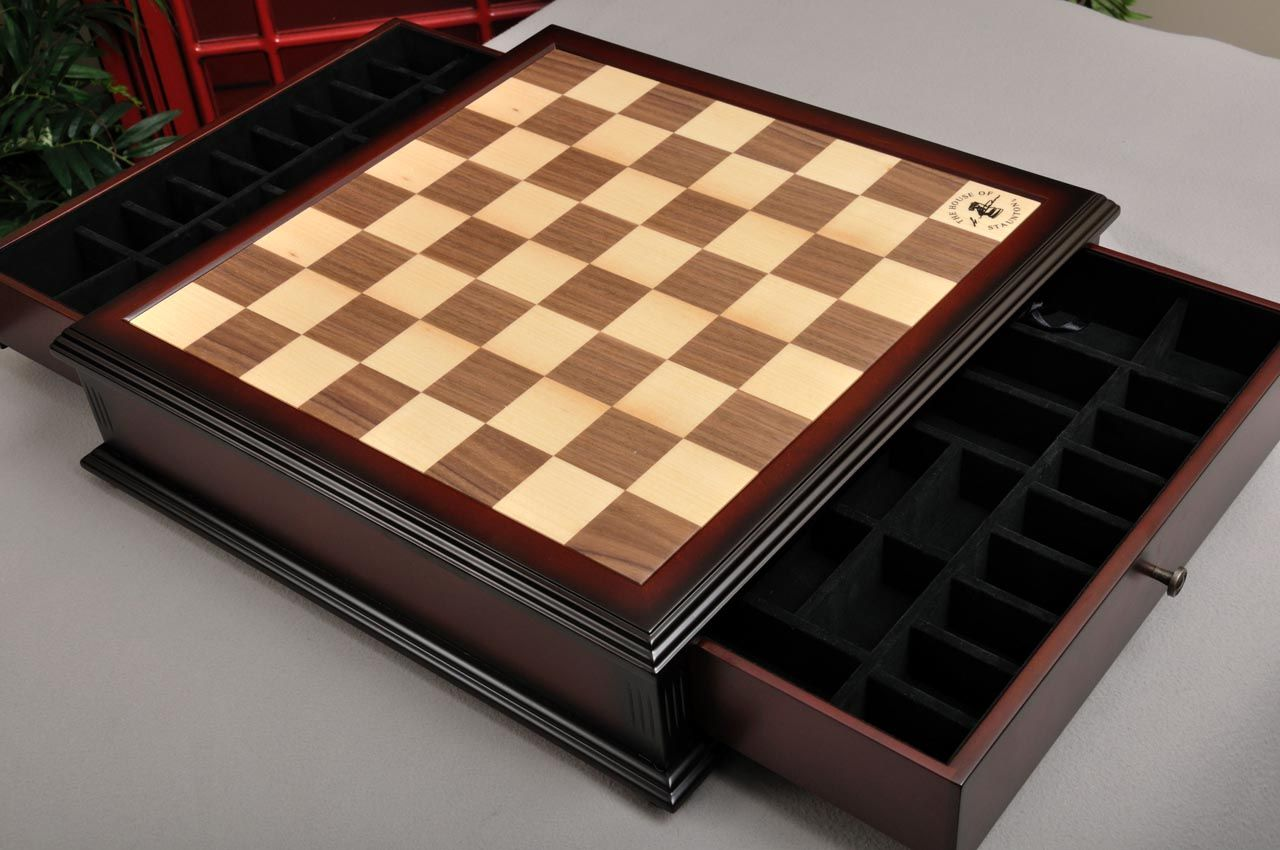 Inspiration Luxury Chess Board