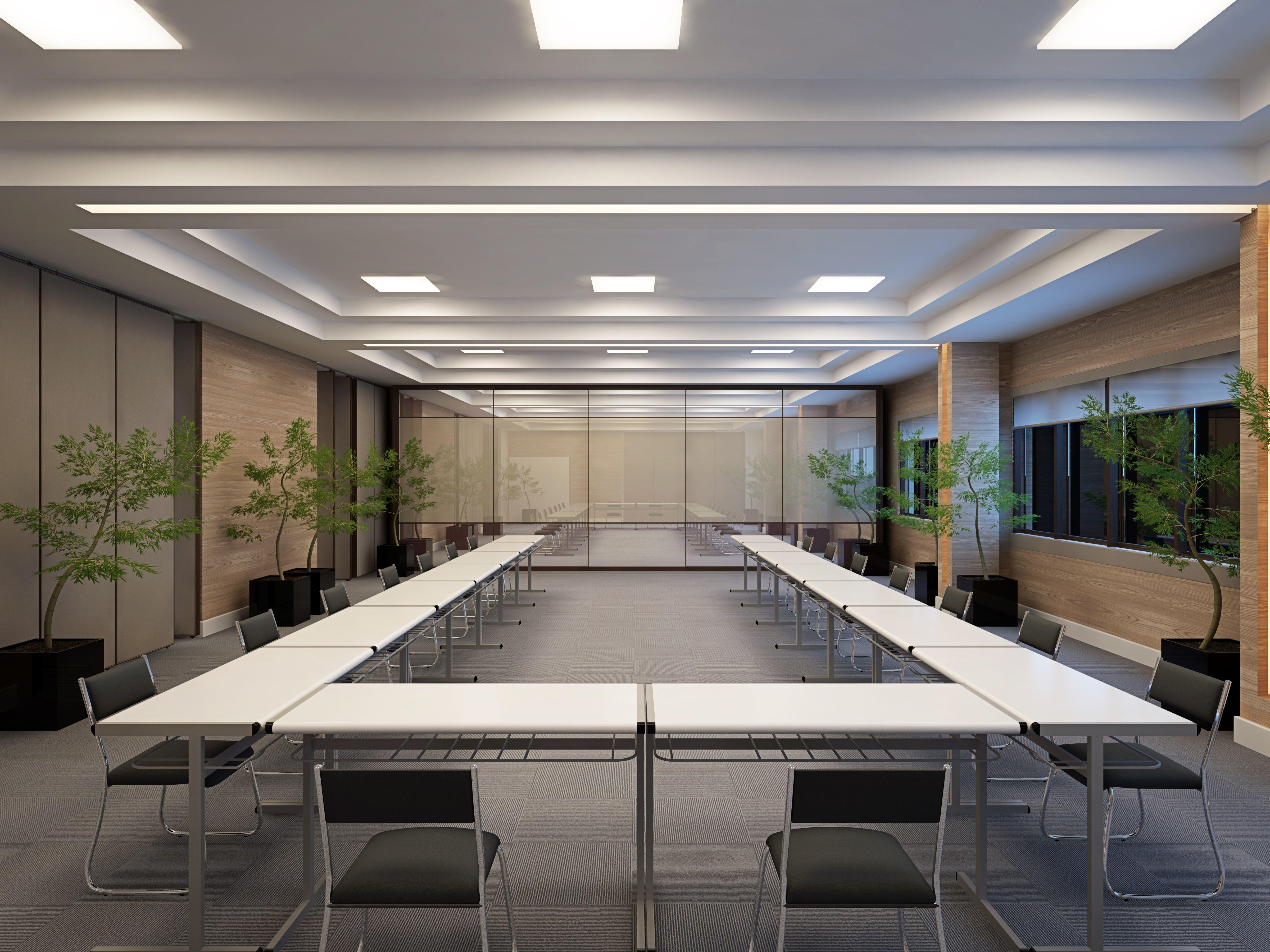 Sala Layout Reuniao Edificio Uso Misto Axis Projeto