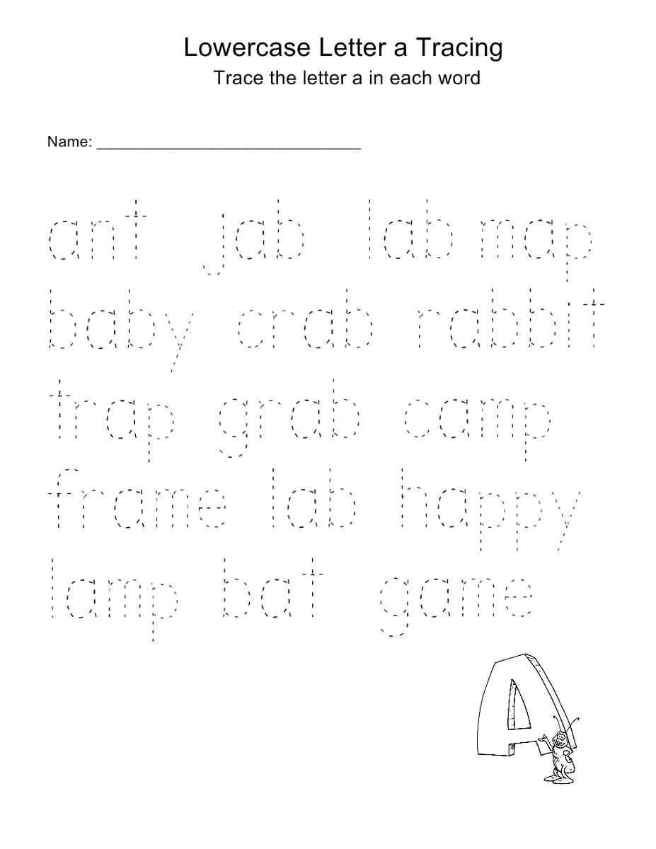 free traceable letters for kids... | Teacher Things | Pinterest