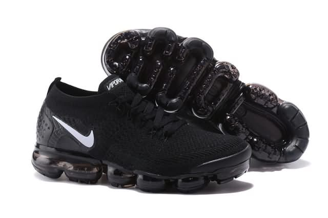 on sale 97c10 4bfeb Cheap Nike Air VaporMax Flyknit 2 Unisex shoes black Only Price 65 To  Worldwide and Free Shipping whatsapp8613328373859