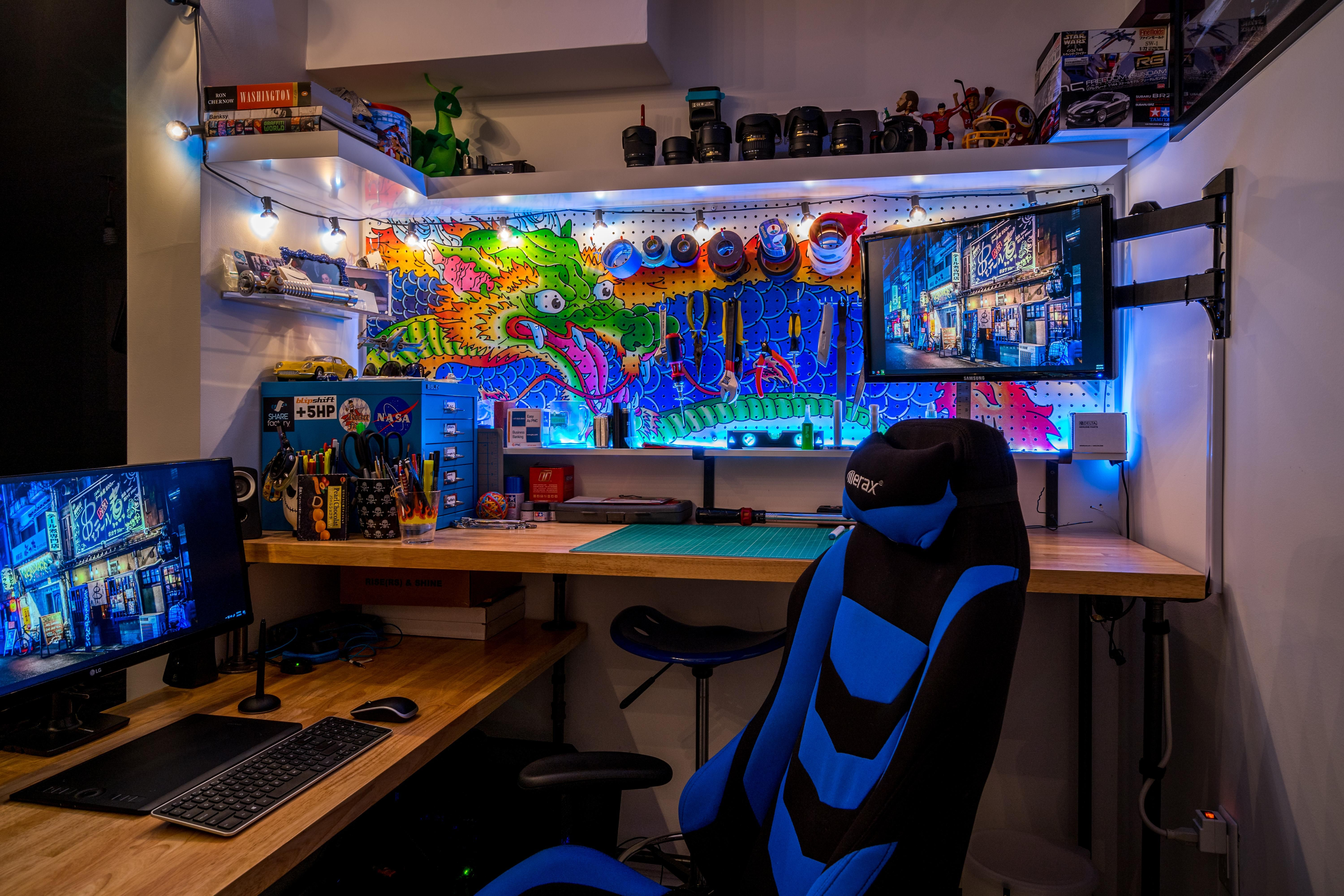Pin by jonny on Wohnideen | Pinterest | Finals, Gaming setup and ...