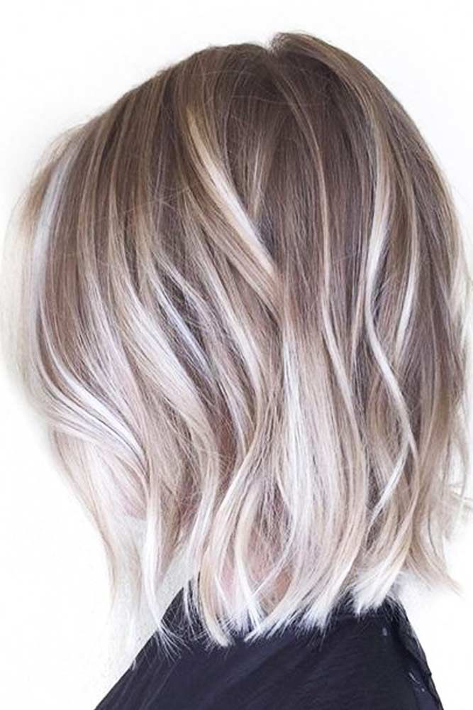 Low Maintenance Fine Hair Medium Length Hairstyles : maintenance, medium, length, hairstyles, Medium, Length, Hairstyles, Thick, Styles,, Haircuts, Hair,, Haircut
