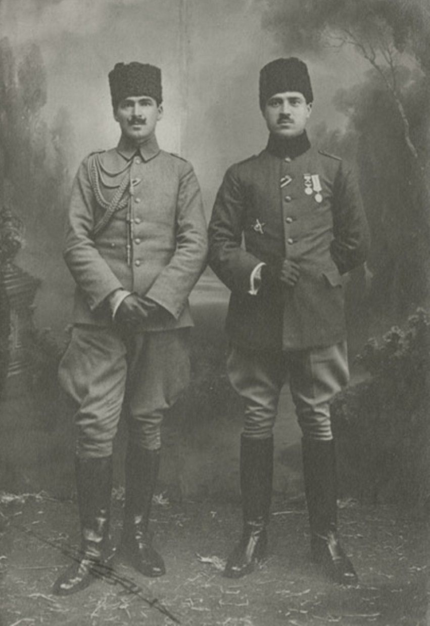 [Ottoman Empire] Ottoman Soldiers, WW1 (Osmanlı Askerleri ...