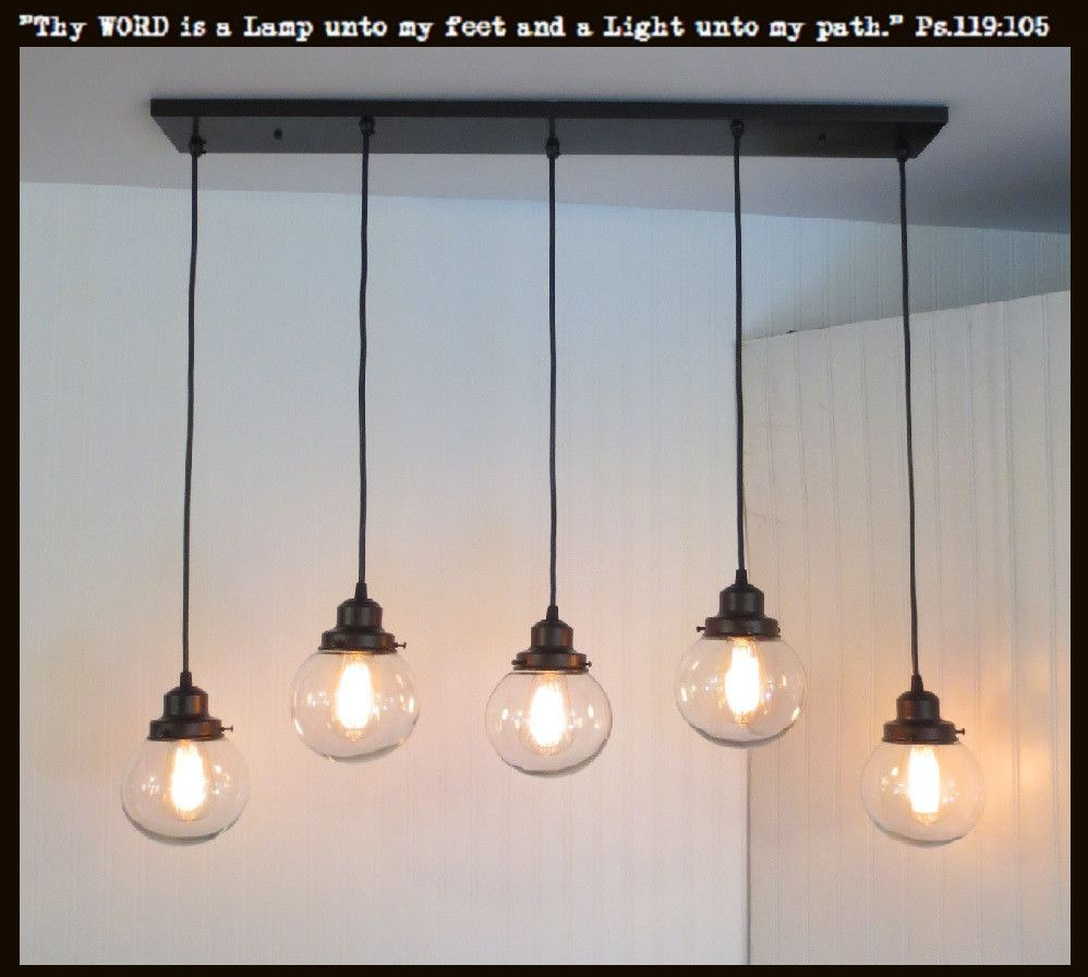 Biddeford Ii Chandelier Pendant Lights 5 Light Globes Luminaires