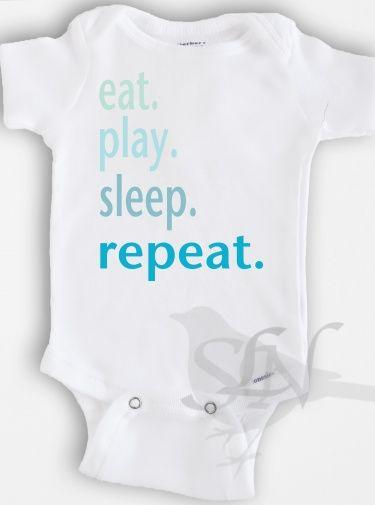 Instrucciones para criar un bebé.