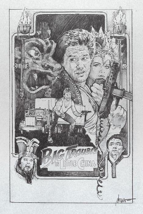 Epic Unused Movie Poster Art Poster Art Art Movie Artwork