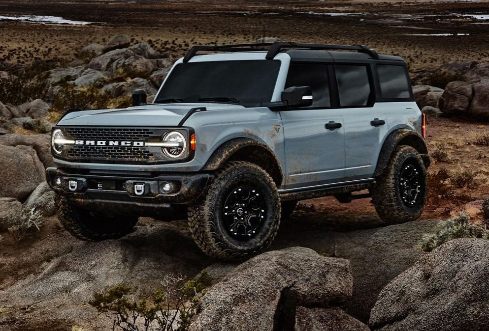 Sorry Jeep Ford Introduces All New 2021 Bronco In 2020 Ford