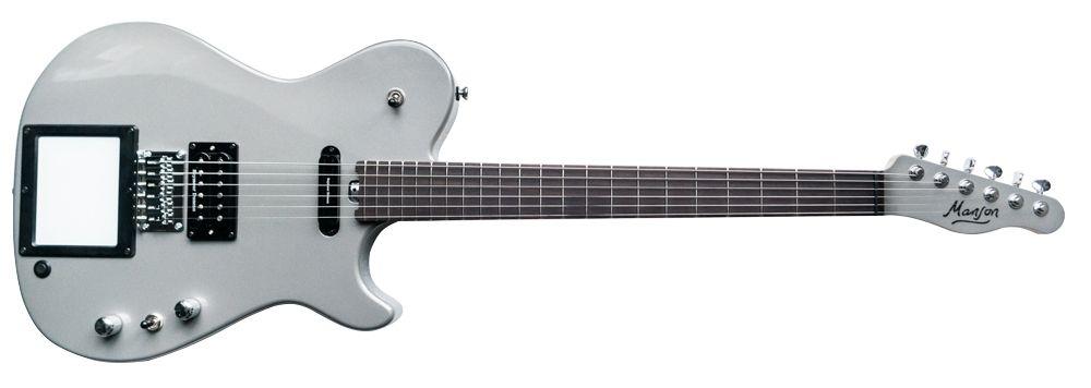 Manson MA1 EVOS Electric Guitar Guitar, Electric
