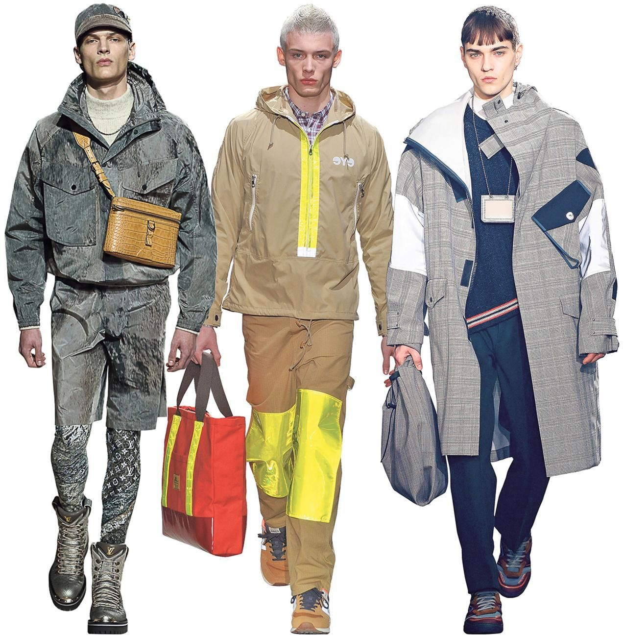 Men Fashion Trends Fall 2018 2019 Vetements Pour Hommes In 2019