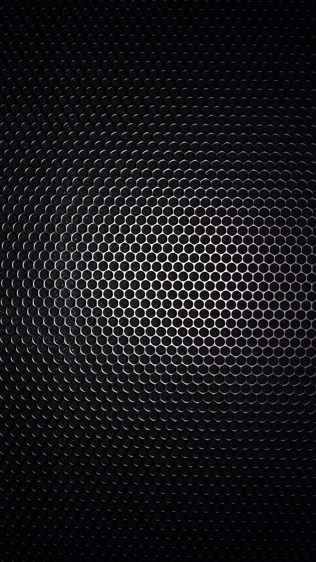 Metal grid pattern Dark wallpaper, Iphone 6 wallpaper