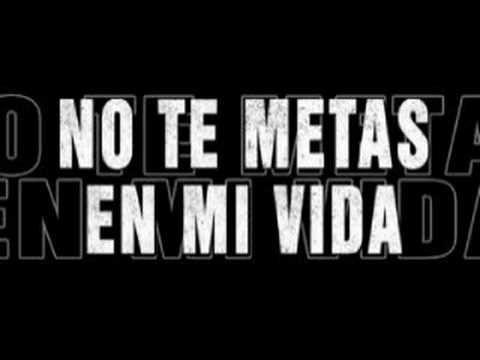 No Te Metas En Mi Vida Tech Company Logos Company Logo Youth Ministry