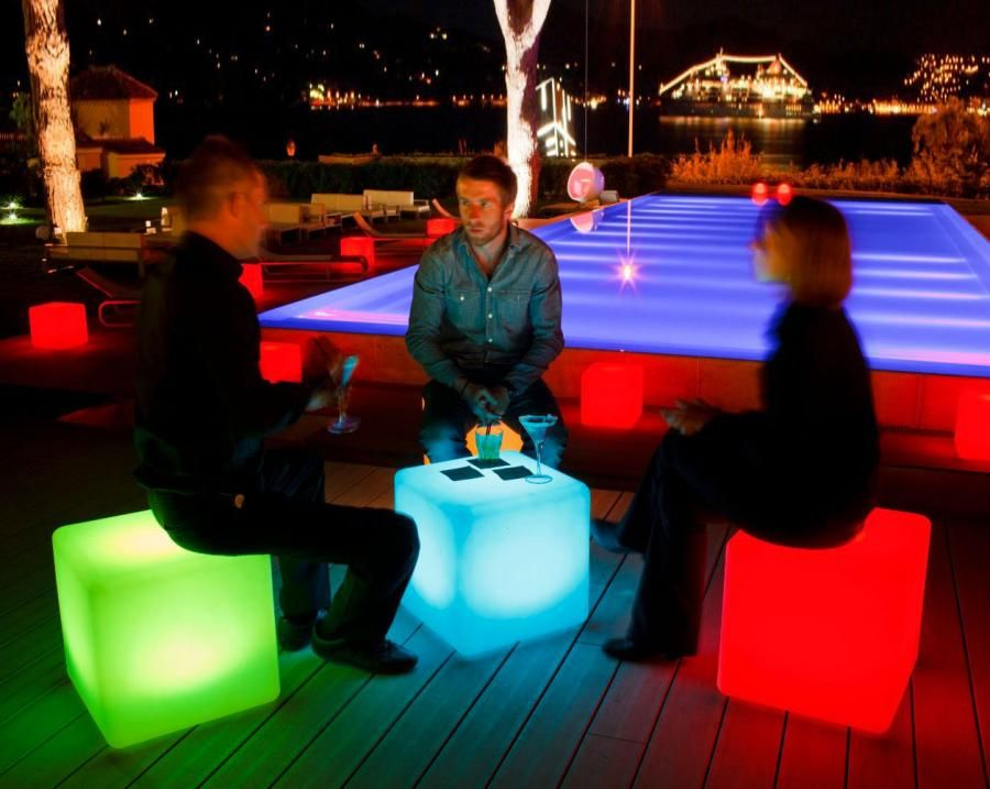 Superior The Cube Light Is A Waterproof, Wireless, Rechargeable, Energy Efficient  Lantern At Home Indoors Or Outdoors.
