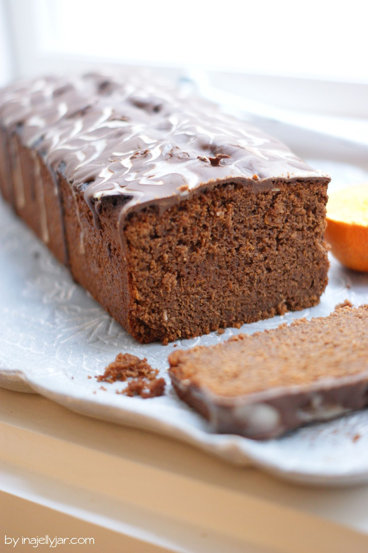 Super Saftiger Schoko Orangen Kuchen Rezept Pinterest Kuchen