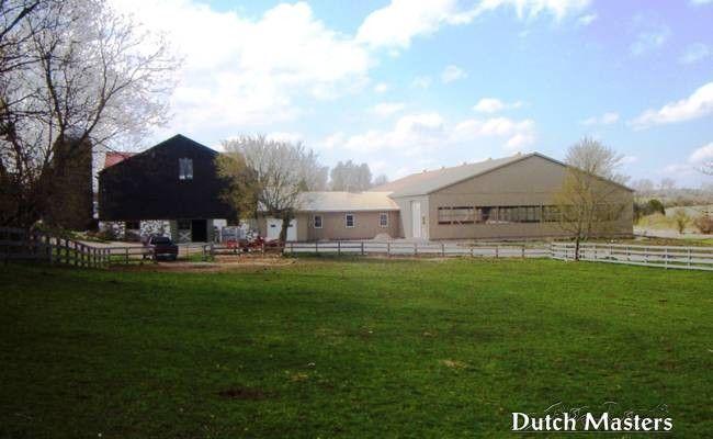 Cardinal Hill Farm - Dutch Masters Horse Barn Builders ...