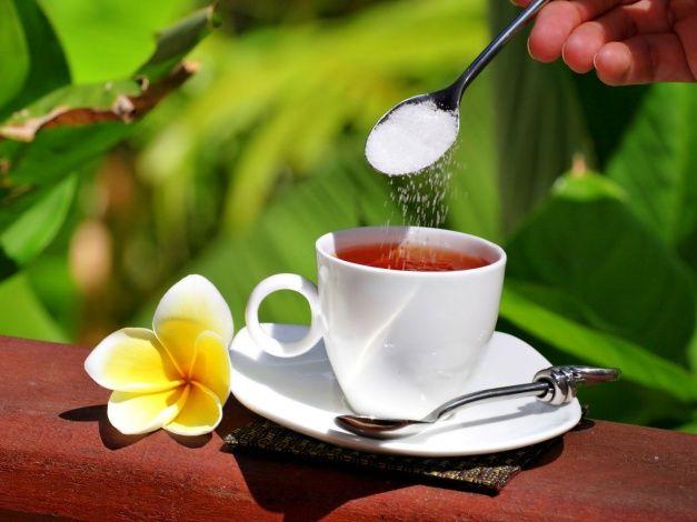 чай повышает сахар