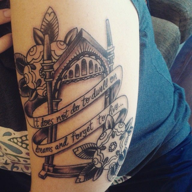 Bloodyhellhptattoos Harry Potter Tattoos Tattoos Mirror Tattoos