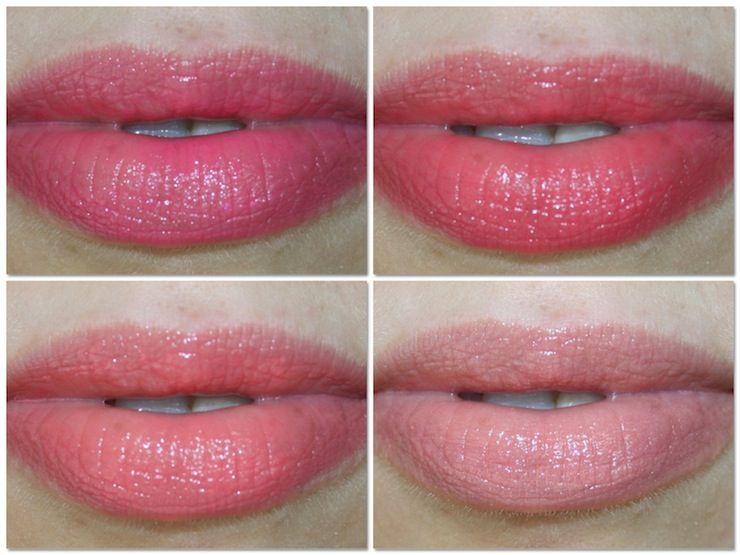 Pupa 50 s dream collection miss pupa lipsticks review for Rossetti vernici e idee